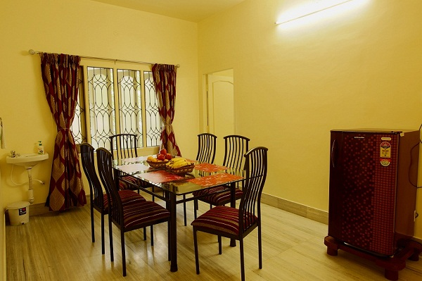 Madurai Service Apartments - Royal Stay Service Apartments - Villa 3 -First Floor